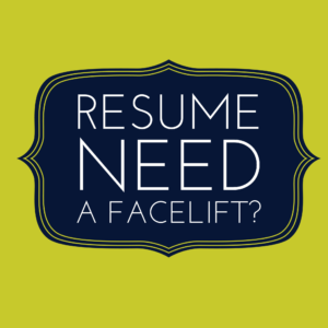 resume-facelift